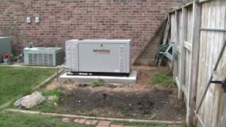 Generac 27KW Natural Gas Home Generator