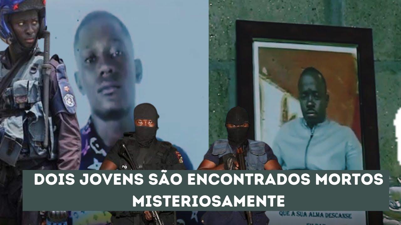 Dois jovens são encontrados mortos misteriosamente e os principal suspeito do crime são policias