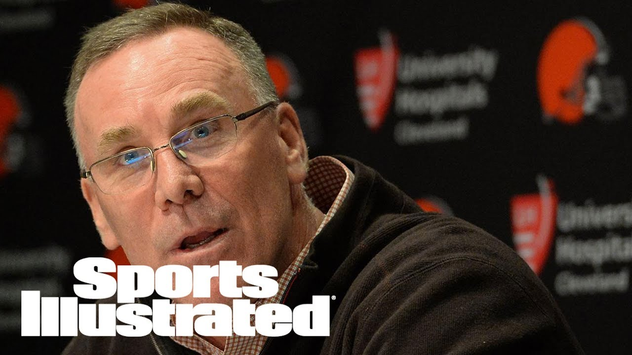 Are John Dorsey's Criticisms Legitimate About Cleveland Browns? | SI NOW | Sports Illustrated