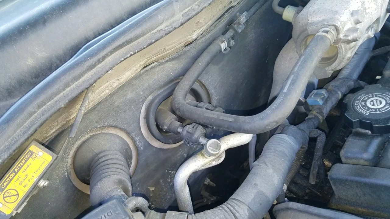 1999, toyota camry, cabin air filter location?