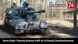Gen. Gromadziński: nowe Kraby i Poprady powinny trafić do 18 DZ [SKANER Defence24.pl]