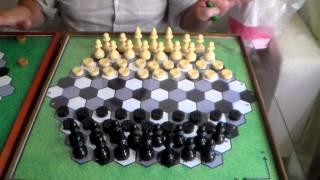 Космические шахматы. Урок № 5. ШАШКИ!!!