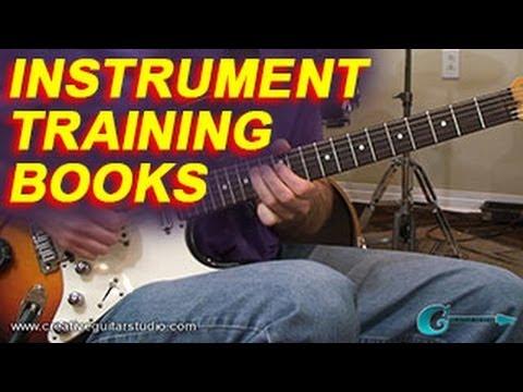 GUITAR THEORY: Instrument Training Books