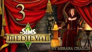 The Sims Medieval #3 - Завершаем обучение
