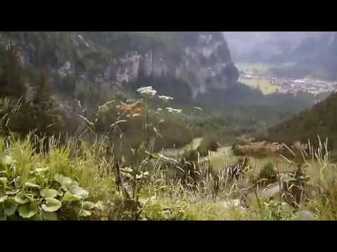 Switzerland, Berner Apls, Kandersteg-Oeschinensee hiking.