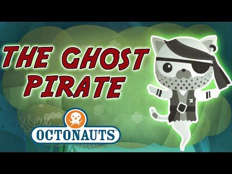 Octonauts - The Ghost Pirate   Solving Mysteries