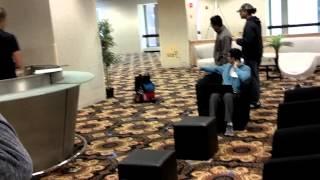 2014 Kinect Robot Navigation Contest - team Blackberry test run