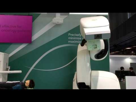 Official Music Video of CyberKnife® System dancing at ESTRO Barcelona!