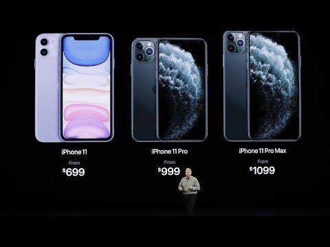 Apple представила новые сервисы и устройства
