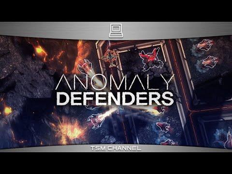 Anomaly Defenders Gameplay GeForce 8600M GT |