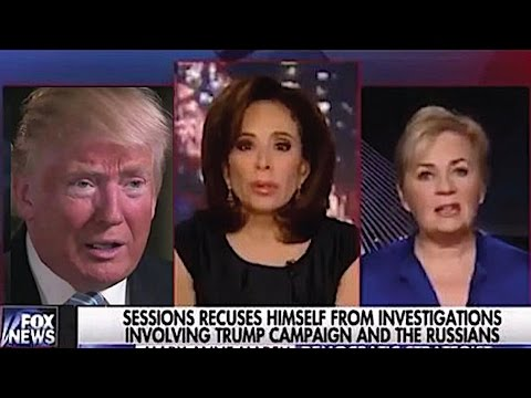 WHAT THIS TOP DEMOCRAT TOLD JUDGE JEANINE LAST NIGHT HAS TRUMP'S JAW ON THE FLOOR!