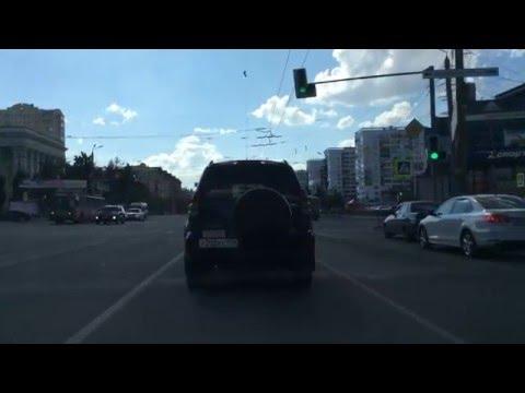 Путешествие через Челябинск