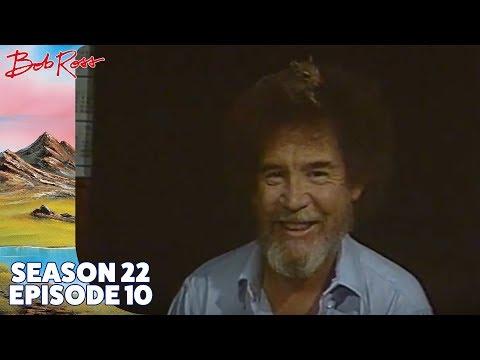 Bob Ross - Wintertime Blues (Season 22 Episode 10)