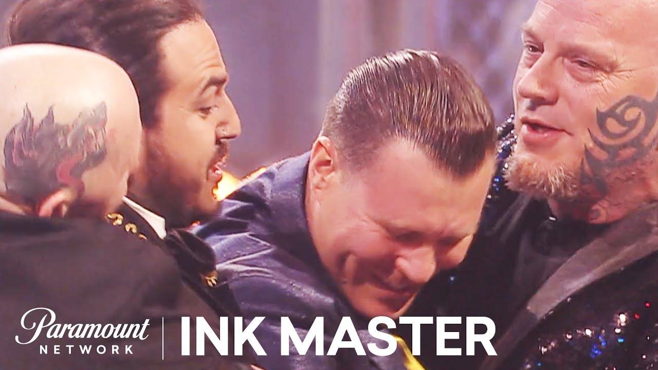 Cleen Rock One Finally Wins 100 000 Ink Master Grudge Match Season 11 Youtube