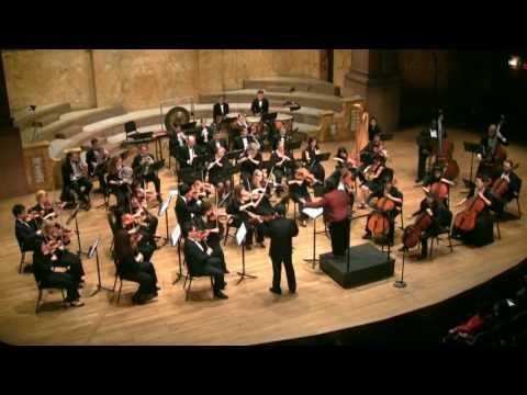 Chuanyun Li - Tchaikovsky Violin Concerto in D major, Op. 35, I. Allegro moderato