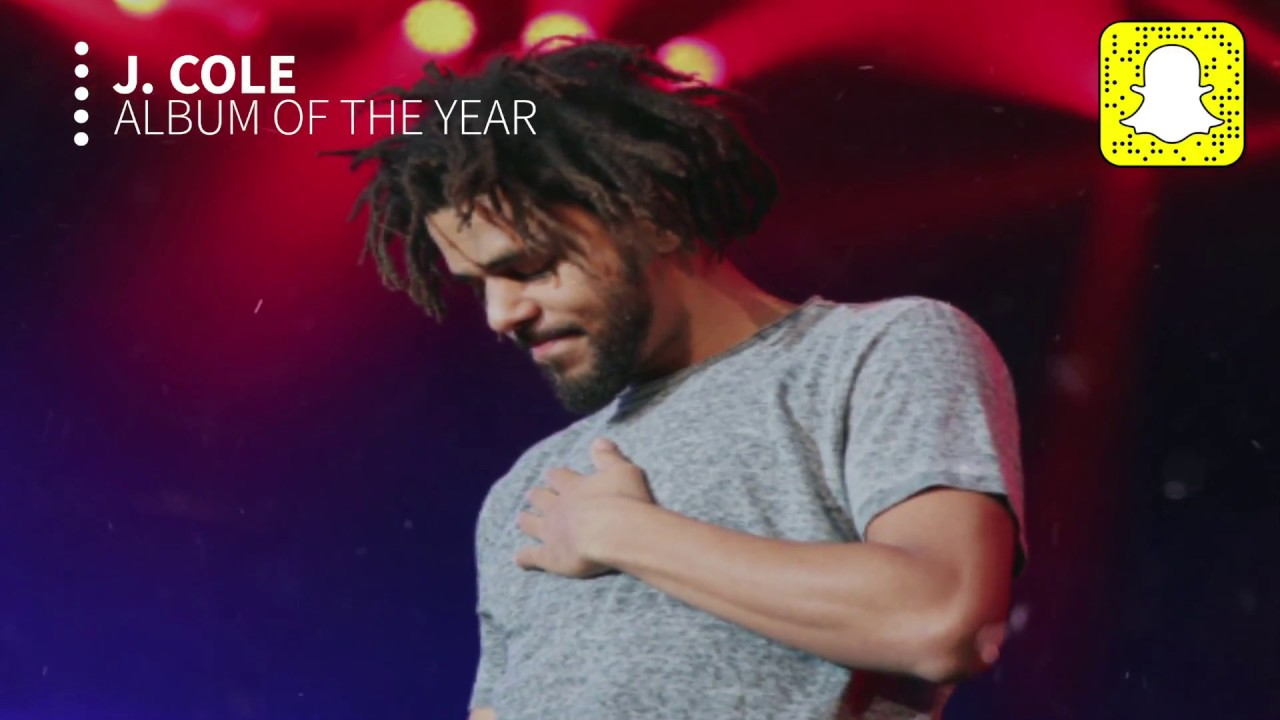 album of the year j cole
