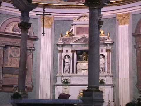Church of Santa Croce, Rome, Italy