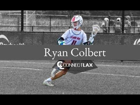 Ryan Colbert Lacrosse Highlights | MN 2020 | Att