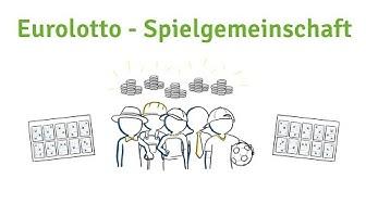 Eurolotto - Spielgemeinschaft