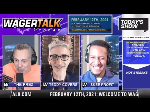 Daily Free Sports Picks | NBA Betting Previews and NCAAB Picks on WagerTalk Today | Feb 12