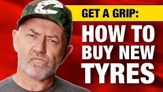 How to buy new tyres and avoid the scams | Auto Expert John Cadogan