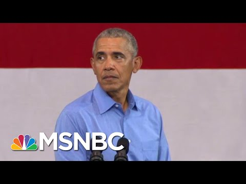 Former President Barack Obama Slams Politicians Lying | The Last Word | MSNBC