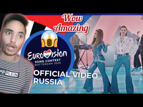 Little Big - Uno - Russia - Official Music Video - Eurovision 2020 | Reaction
