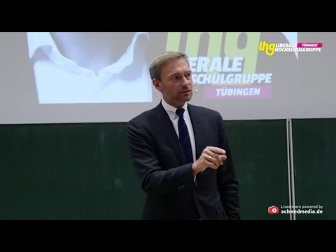 LHG-BW: Christian Lindner meets Uni Tübingen