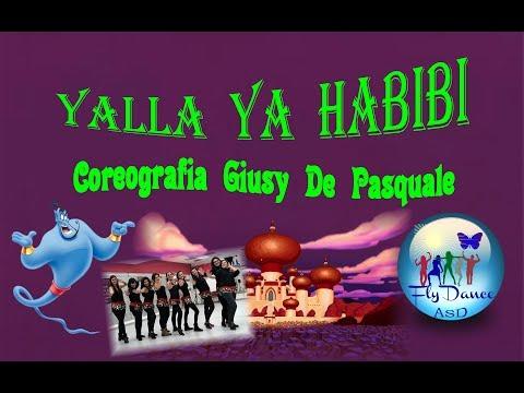 Yalla Ya Habibi | Gipsy Casual (Coreo Giusy De Pasquale) Fly Dance | Ballo di Gruppo 2018