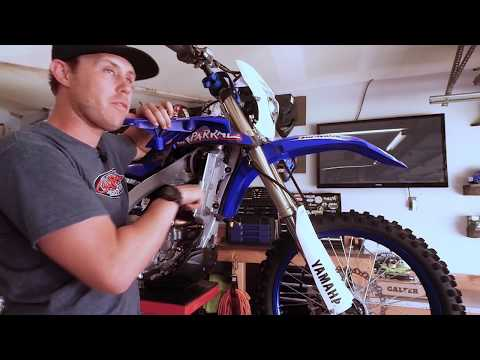 DIY Dirt Bike Radiator Guards and Braces - Easy Installation - Best Protection