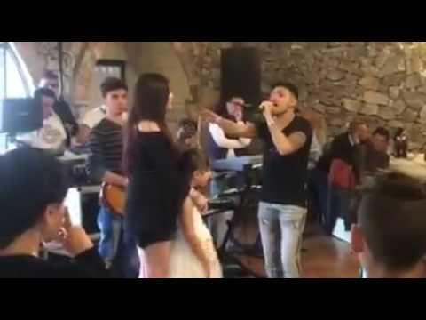 Daniele De Martino feat Carmen Zarra - nun è a primma vota - Video live 2017