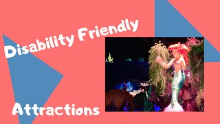 Top 10 Disability Friendly Attractions at Disneyland