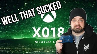 Xbox One #X018 REACTION: WTF WAS THAT? | RGT 85