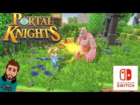 PORTAL KNIGHTS | EXPLORONS LE MONDE | NINTENDO SWITCH !
