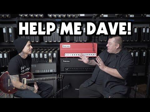 Which Friedman Amp Should I Get? I ASKED Dave Friedman  | NAMM 2020