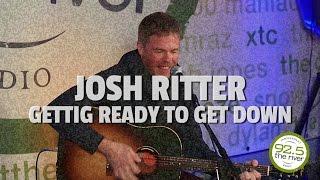 Josh Ritter perform