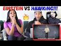 Epic rap battles of history einstein vs stephen hawking reaction mp3