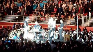 """Coldplay  band intro w story about """"Don't Panic"""" live @ Levi's Stadium Sept. 3, 2016"""