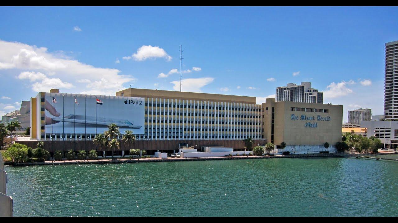 New Miami Herald Building