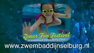 Zwembad Dijnselburg Zomer Fun Festival