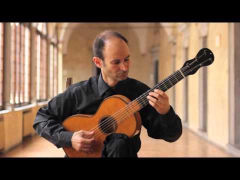 Paganini: Sonata 35   Rosario Conte, guitar