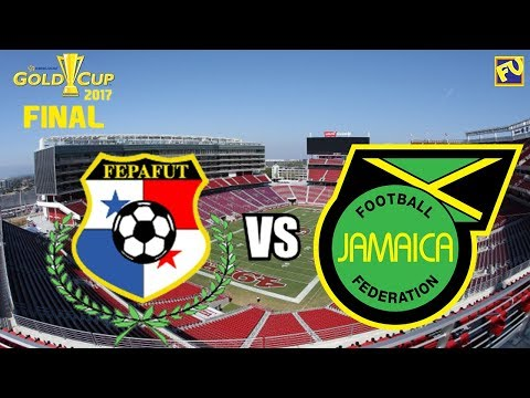 FINAL: COPA OURO VIRTUAL - 2017: PANAMÁ X JAMAICA