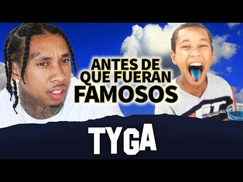Tyga | Antes