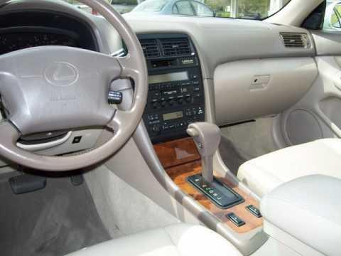 1998 Lexus ES300 Sedan At Prestige Auto Sales In Ocala Florida #352 694 1234