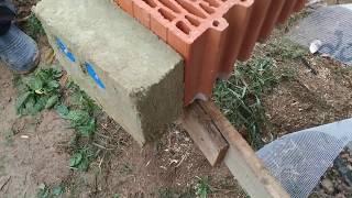 Лучший фасадный дюбель для крепления утеплителя к тёплой керамике газобетонным блокам кирпичу