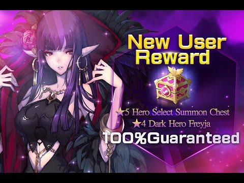 Ongoing Free Dark HERO Event! Kingdom of Heroes!