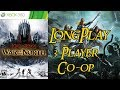 The Lord Of The Rings War In The North Longplay Split Screen Co Op 3 Player Full Game Walkthrough mp3