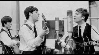 The Beatles in the studio. Chronological Beatles; From Me To You and Thank You Girl. March 5th 1963.
