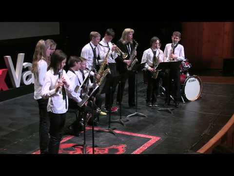 Coffeehouse Combo | Vail Mountain School Jazz Band | TEDxVail