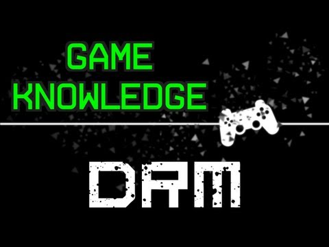 Game Knowledge - What is DRM?